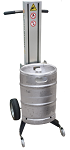 Electric Powered Beer Keg Lift Stacker thumb