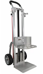 Electric Powered Keg Hand Truck with Stair Climbers thumb