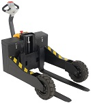 """All Terrain Electric-Powered Pallet Jack - 24"""" Wide thumb"""