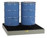 Four Drum Low Profile Spill Control Platform thumb
