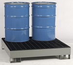 Four Drum Spill Control Forkliftable Platform thumb