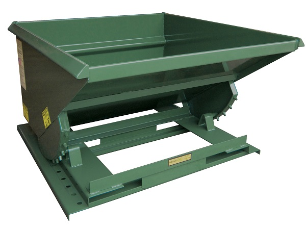 Steel Stackable Self-Dumping Hoppers thumb