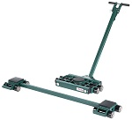 Hilman 3 Point Tri-Glide Roller System - 20 Ton thumb