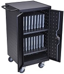 18 Laptop / Chromebook Charging Cart Station