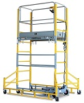 "Electric Powered Scaffold - 108"" High thumb"