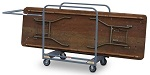 Long Rectangular Table Cart thumb