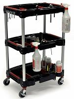 3 Shelf Mechanic Cart