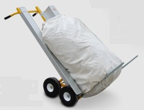 Mantis X Tent and Table Hand Truck thumb