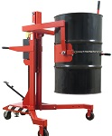 Manual Full Tilt 4-Wheel Drum Truck thumb