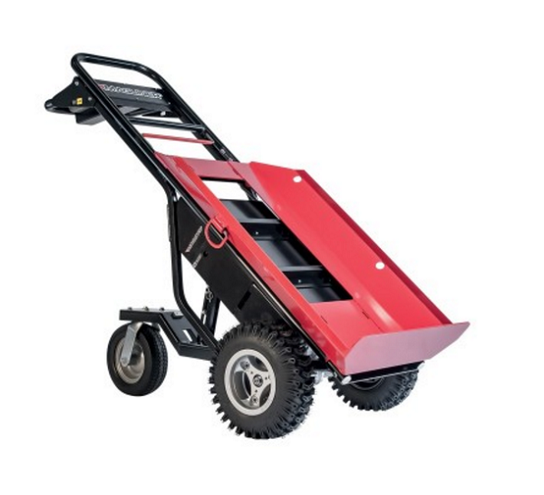 Electric Hand Truck For Cylinders thumb
