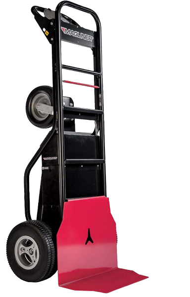 Heavy Duty 1000lb Capacity Electric Hand Truck  thumb