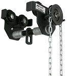 OZ 2,000lb Chain Driven Beam Trolley thumb