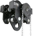 OZ 20,000lb Chain Driven Beam Trolley thumb