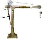 OZ 500 LBS. Capacity Telescoping Pro Davit Crane thumb