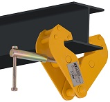 OZ 6000 lbs Beam Clamp thumb