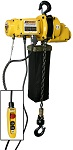 OZ 1,000lb Electric Chain Hoist thumb