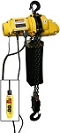 OZ 2,000lb Electric Chain Hoist thumb