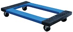 Polypropylene Dolly With Rubber Pads thumb