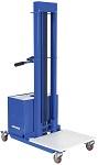 Electric-Powered Quick Lift Platform Truck - 400 lbs Capacity