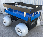"Sandhopper Mini Motorized Beach Wagon 20"" x 40"""