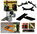 Replacement Parts & Accessories for Lectro-Truck Hand Truck thumb