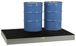 Six Drum Low Profile Spill Control Platform thumb