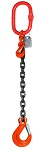 12000 lbs Chain Lifting Sling with Single Slip Hook thumb