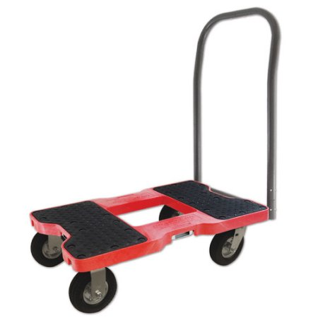 Platform Truck with Pneumatic Air Tires thumb