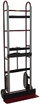 Steel Appliance Hand Truck with Manual Ratchet thumb