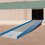 Steel Yard Ramp - 16000lb Capacity thumb