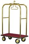 Titanium Gold Boardwalk Bellman Cart thumb