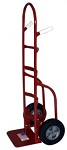 "Twin Pin Handle Truck 10"" Solid Tires with Stair Climbers thumb"
