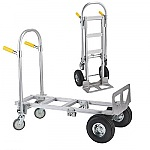 Wesco Spartan Economy Junior Convertible Hand Truck thumb