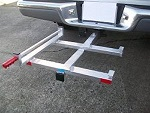 Cart Caddy For Fishing Carts