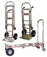 Build Your Own BP Liberator Convertible Hand Truck - Junior thumb
