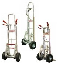 Liberator Double Disc Brake Hand Truck Customizable