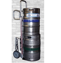 Double Barrel Keg Hand Truck