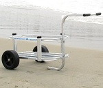 Reels on Wheels Economy Fishing Cart