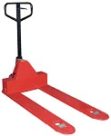 Extra Low Profile Pallet Jack