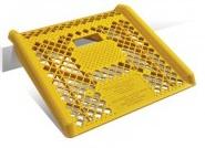 Magliner Plastic Curb Ramp