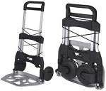 Wesco Mega Mover Folding Hand Truck thumb