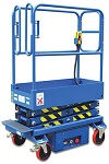 Electric order Picker -  118 Inch Lift