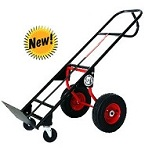 The Tilt Back 4 Wheel Painless Hand Truck thumb