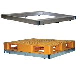 Aluminum Pallet Dolly