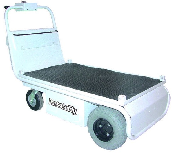 2000 lbs Customizable Electric Platform Cart thumb