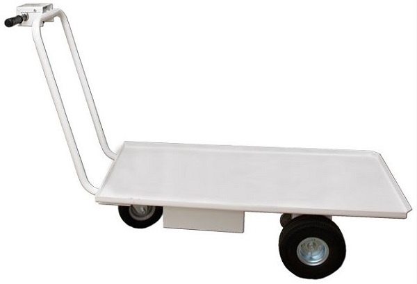 1,200 lbs Customizable Electric Platform Cart Hospitality thumb