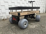 "Sandhopper Motorized Beach Wagon 38"" x 72"""