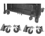 Sutherland Piano Carrier - Set of 4 Piano Dollies