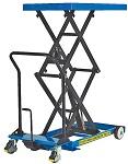 Vestil Double Scissor Lift Cart
