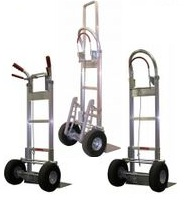 Liberator Tread Brake Hand Truck Customizable thumb